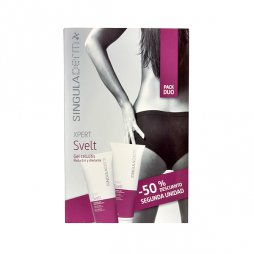 Singuladerm Xpert Svelt Gel PACK 2X200ml