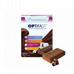 Optifast 12 Barritas Chocolate 6 X 70G
