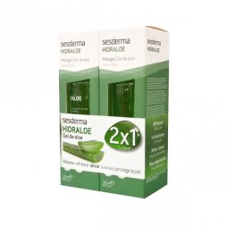 Sesderma Hidraloe Pack Gel 2X250ml
