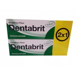 Dentabrit Fluor 75 ml  2 X 1