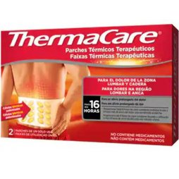 Parche Thermacare Lumbar/Cadera 2uds