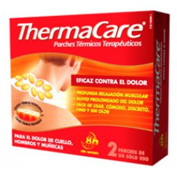 Parche Thermacare Cuello/Hombros 2uds