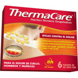 Parche Thermacare Hombro/Muñeca 6 uds