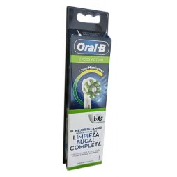 Oral-B Recambio Cross Action 3ud