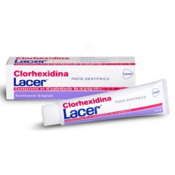 Lacer Pasta Dental Clorhexidina 75 ml