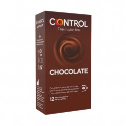 Control Sex Senses Chocolate Adiction 12 ud