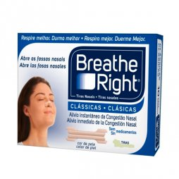 Breathe Right Clásica 30  Tiras Grande