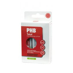 Phb Total Pack Recambio Pasta Dentifrica 3X15ml