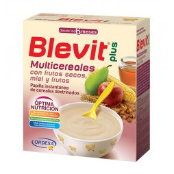 Blevit Plus Frutos Secos 600g