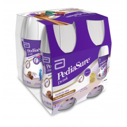 Pediasure Drink Choco 4 Und 200ml