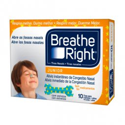 Breathe Right Junior 10 Tiras