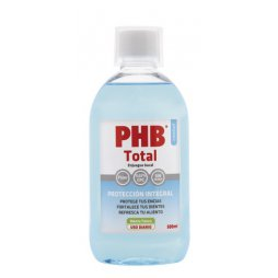 Phb Enjuague Bucal Total 500ml