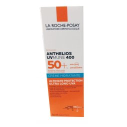 Anthelios Ultra Crema sin perfume SPF50+ 50ml