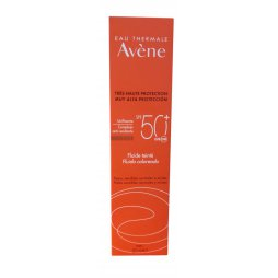 Avene Fluido con color SPF 50+ 50ml
