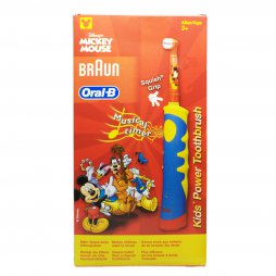 Oral-B Vitality Stages Power Mickey Music Timer