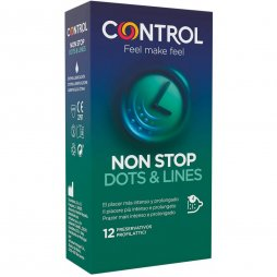 Control Le Climax Non Stop 12ud