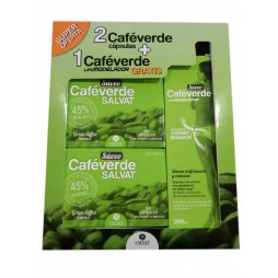 Pack Café Verde 2Ud+Serum Reafirmante 200ml