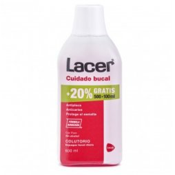 Lacer Colutorio 500ml+Gel 35ml