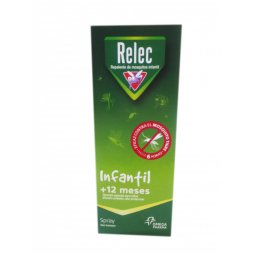 Relec Spray Infantil +12Meses 100ml