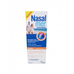 Nasalmer Hipertónico Adultos 125ml Spray Nasal