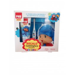 Phb Petit Pocoyo Gel+Cepillo+Regalo