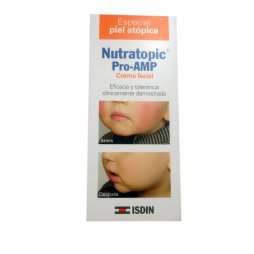 Nutratopic Pro-AMP Crema Facial 50ml