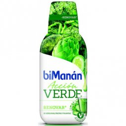 Bimanan Acción Verde 500ml