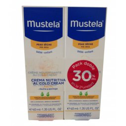 Mustela Duplo Cold Cream Facial 40ml