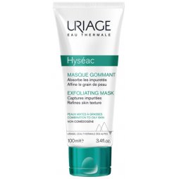Uriage Hyseac Mascarilla Exfoliante 100ml