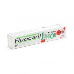 Fluocaril Junior Gel Frutos Rojos