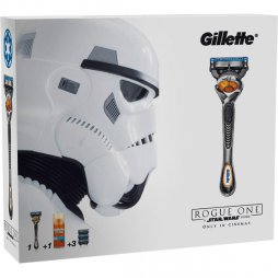 Gillette Pack Flaxball Manual Star wars