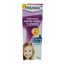 Paranix Loción 100ml + Lendrera