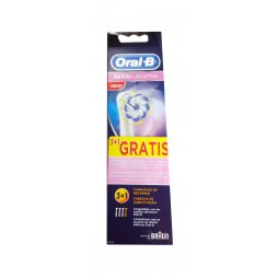 Oral-B Recambio Sensi Ultrathin (3+1)