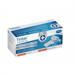 Tiritas Medical Film Fijacion 10cm x 2 M
