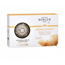 Berger Difusor Coche Aroma Energy