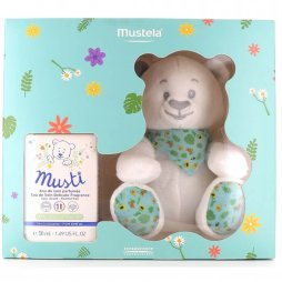 Mustela Colonia Musti 50ml + Osito