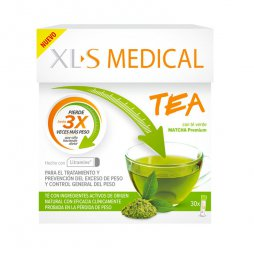 Xls Medical Tea 30 Sobres