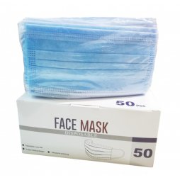 Mascarilla Triple Capa