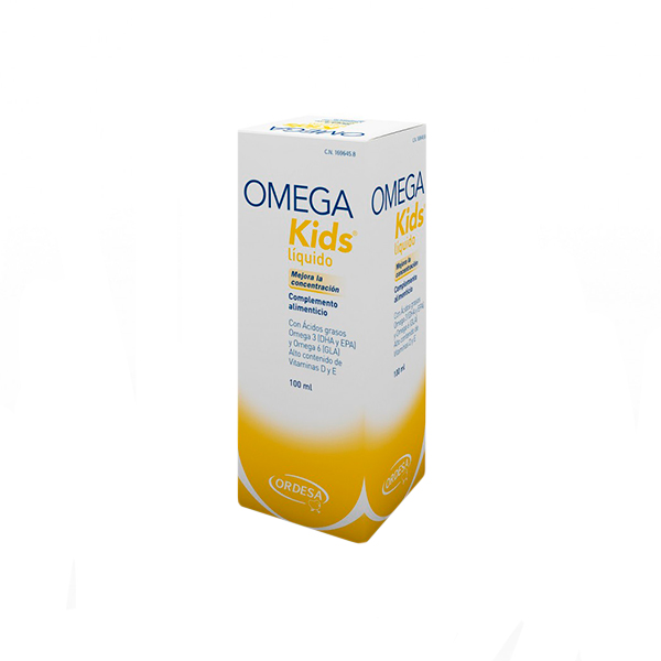 Omega Kids Jarabe 100ml