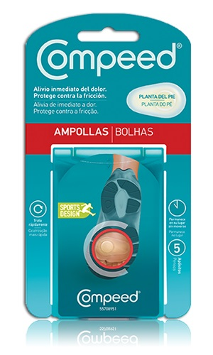 Compeed Ampollas Planta Pie